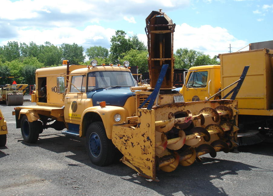 snow plow for yard machine