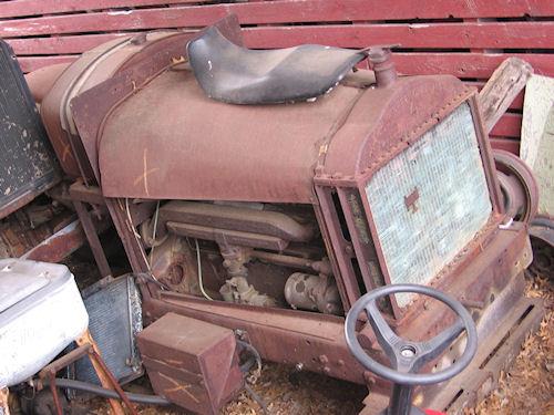 1937 FWD truck
