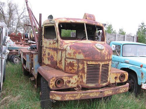 WWI USA Liberty Truck