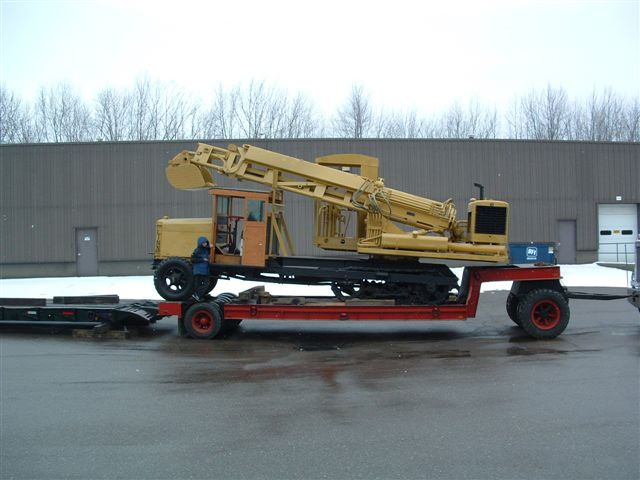 LOWBOY TRAILERS INFORMATION